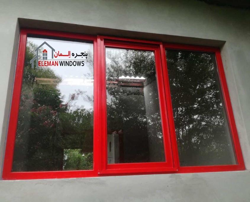قیمت پنجره دو جداره ویستابست
